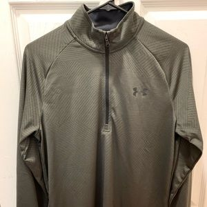NWT UNDER ARMOUR 1/4 Zip Pullover Mens SMALL